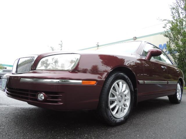 2004 Hyundai XG350 L / Leather / Sunroof / 1-OWNER / Excel Cond - Photo 9 - Portland, OR 97217