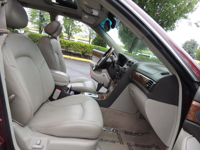 2004 Hyundai XG350 L / Leather / Sunroof / 1-OWNER / Excel Cond - Photo 17 - Portland, OR 97217
