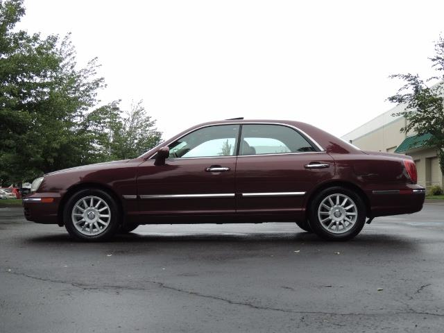 2004 Hyundai XG350 L / Leather / Sunroof / 1-OWNER / Excel Cond - Photo 3 - Portland, OR 97217
