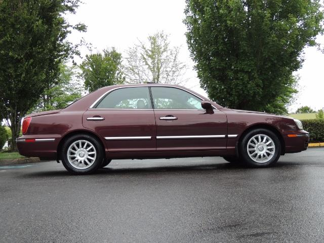 2004 Hyundai XG350 L / Leather / Sunroof / 1-OWNER / Excel Cond - Photo 4 - Portland, OR 97217