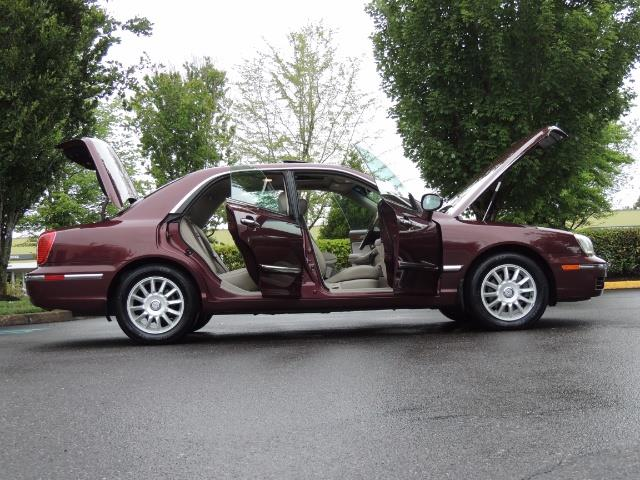 2004 Hyundai XG350 L / Leather / Sunroof / 1-OWNER / Excel Cond - Photo 30 - Portland, OR 97217