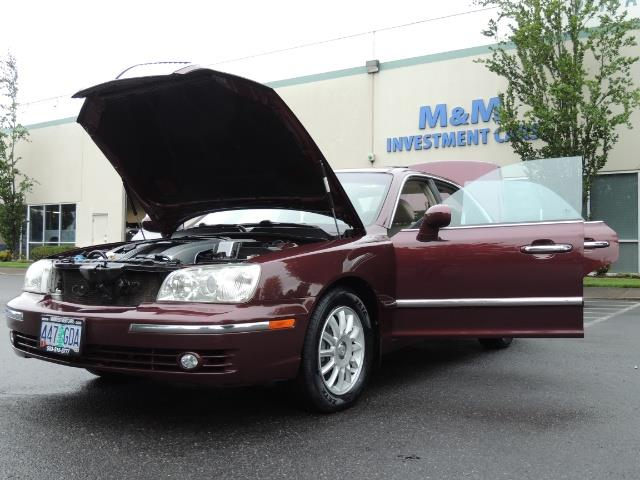 2004 Hyundai XG350 L / Leather / Sunroof / 1-OWNER / Excel Cond - Photo 25 - Portland, OR 97217