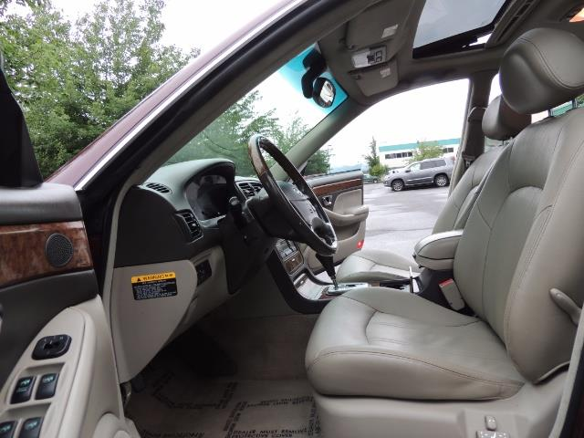 2004 Hyundai XG350 L / Leather / Sunroof / 1-OWNER / Excel Cond - Photo 14 - Portland, OR 97217
