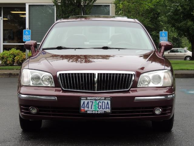 2004 Hyundai XG350 L / Leather / Sunroof / 1-OWNER / Excel Cond - Photo 5 - Portland, OR 97217