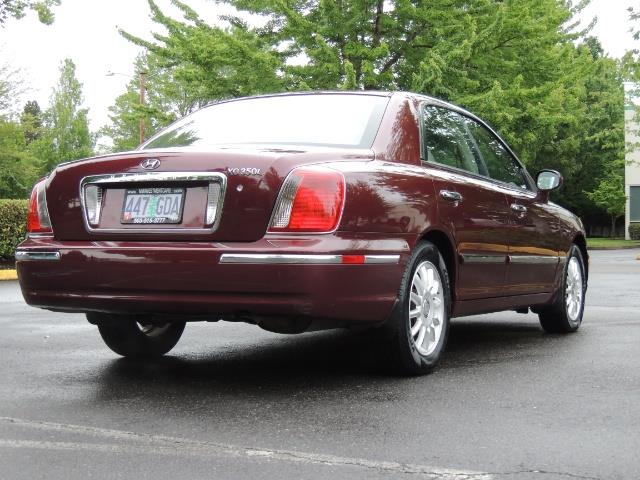 2004 Hyundai XG350 L / Leather / Sunroof / 1-OWNER / Excel Cond - Photo 8 - Portland, OR 97217