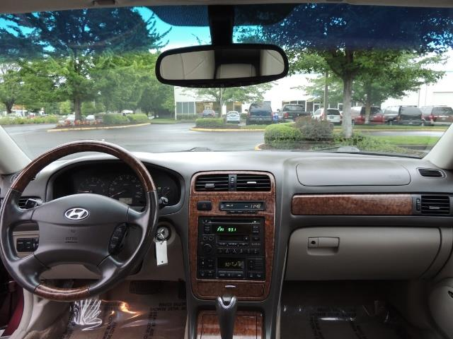 2004 Hyundai XG350 L / Leather / Sunroof / 1-OWNER / Excel Cond - Photo 36 - Portland, OR 97217