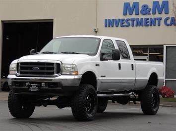 2002 Ford F-350 Super Duty XLT / 4X4 / 7.3L DIESEL / 110K MILES Truck