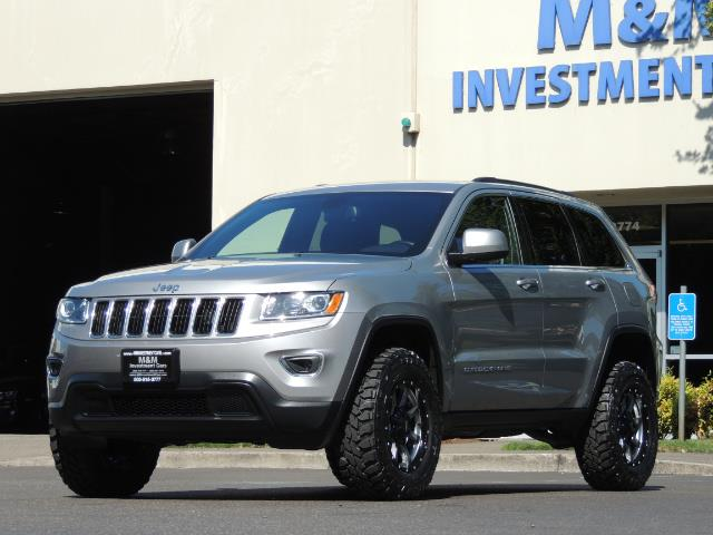 2015 Jeep Grand Cherokee Laredo / 4WD / 18K miles / LIFTED LIFTED - Photo 47 - Portland, OR 97217