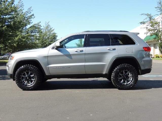 2015 Jeep Grand Cherokee Laredo / 4WD / 18K miles / LIFTED LIFTED - Photo 3 - Portland, OR 97217