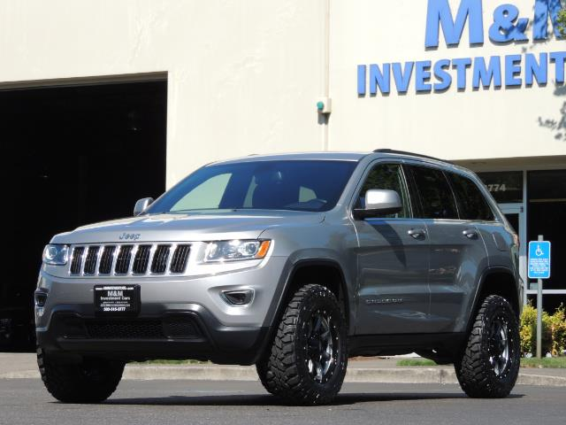 2015 Jeep Grand Cherokee Laredo / 4WD / 18K miles / LIFTED LIFTED - Photo 48 - Portland, OR 97217