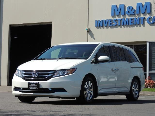 2014 Honda Odyssey EX / Back up camera / 1-OWNER / Excel Cond - Photo 1 - Portland, OR 97217
