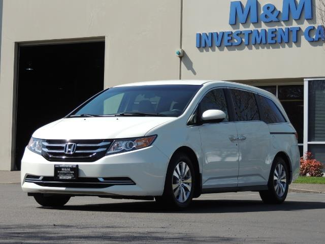 2014 Honda Odyssey EX / Back up camera / 1-OWNER / Excel Cond - Photo 46 - Portland, OR 97217