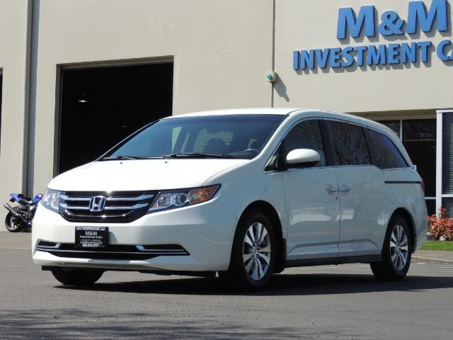 2014 Honda Odyssey EX / Back up camera / 1-OWNER / Excel Cond - Photo 39 - Portland, OR 97217