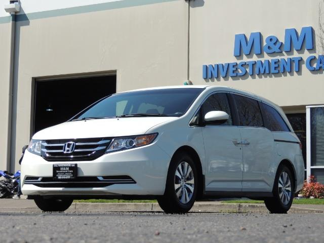 2014 Honda Odyssey EX / Back up camera / 1-OWNER / Excel Cond - Photo 35 - Portland, OR 97217