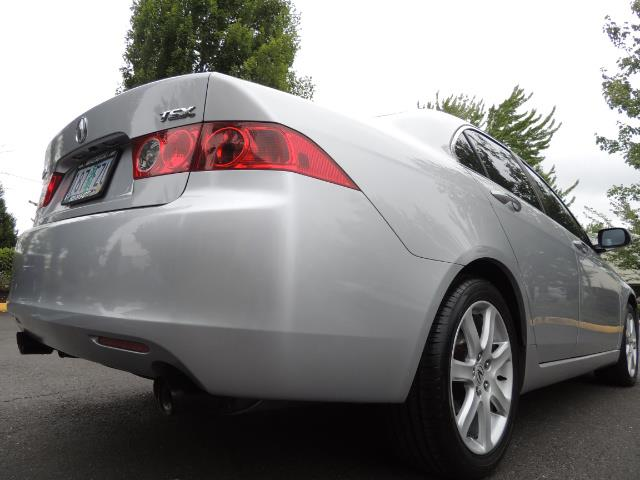 2004 Acura TSX w/Navi / Leather / Heated seats / Sunroof - Photo 9 - Portland, OR 97217