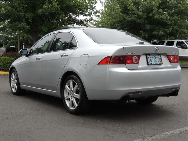 2004 Acura TSX w/Navi / Leather / Heated seats / Sunroof - Photo 7 - Portland, OR 97217