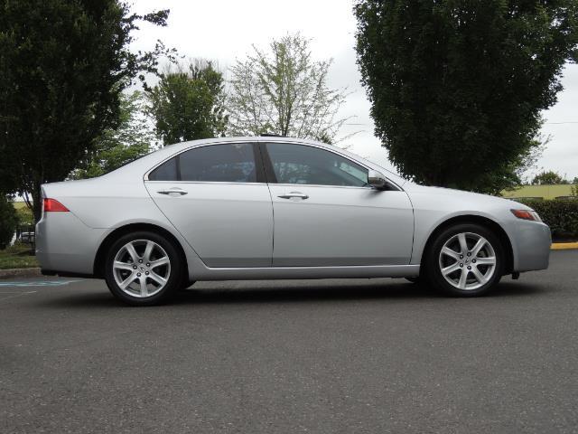 2004 Acura TSX w/Navi / Leather / Heated seats / Sunroof - Photo 4 - Portland, OR 97217