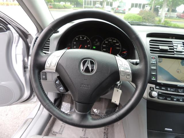 2004 Acura TSX w/Navi / Leather / Heated seats / Sunroof - Photo 37 - Portland, OR 97217