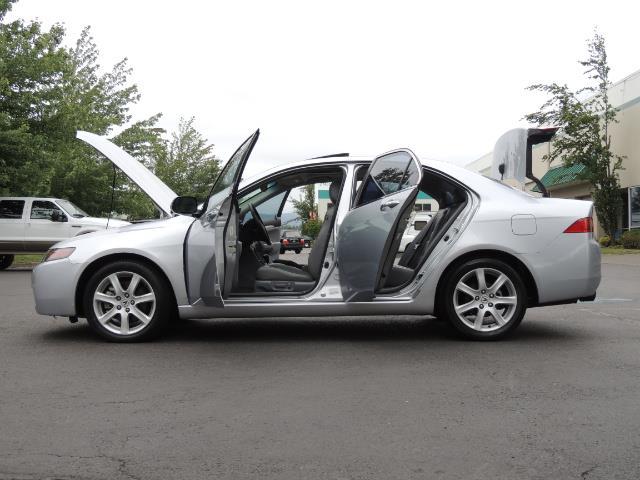 2004 Acura TSX w/Navi / Leather / Heated seats / Sunroof - Photo 26 - Portland, OR 97217