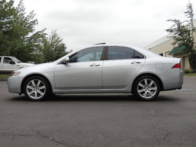 2004 Acura TSX w/Navi / Leather / Heated seats / Sunroof - Photo 3 - Portland, OR 97217