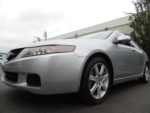 2004 Acura TSX w/Navi / Leather / Heated seats / Sunroof - Photo 12 - Portland, OR 97217