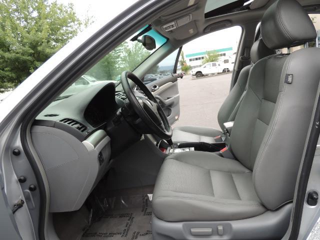 2004 Acura TSX w/Navi / Leather / Heated seats / Sunroof - Photo 14 - Portland, OR 97217
