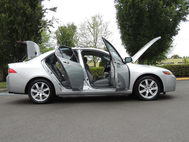 2004 Acura TSX w/Navi / Leather / Heated seats / Sunroof - Photo 30 - Portland, OR 97217