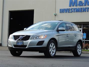 2012 Volvo XC60 3.2 / Sport Utility / AWD / Leather / HeateD seats SUV