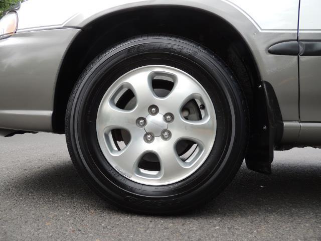 1999 Subaru Legacy Outback / Sport / Wagon / AWD / 5-SPEED / Excel Co - Photo 41 - Portland, OR 97217
