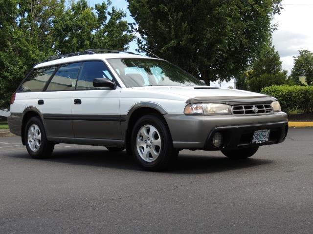 1999 Subaru Legacy Outback / Sport / Wagon / AWD / 5-SPEED / Excel Co - Photo 2 - Portland, OR 97217