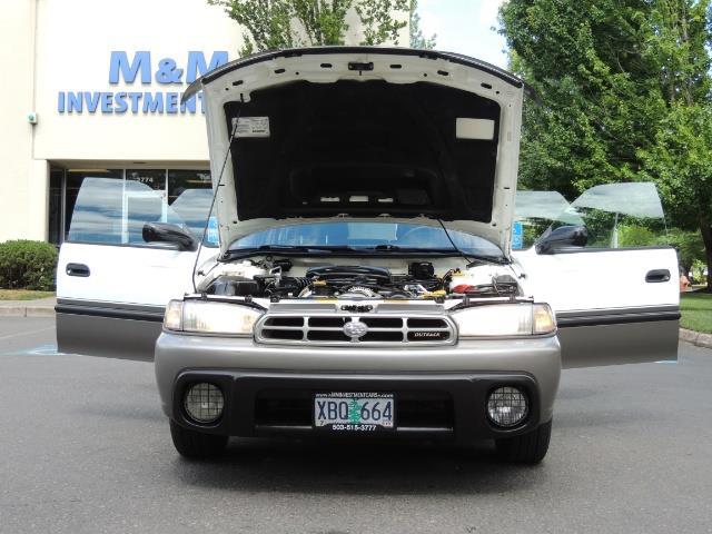 1999 Subaru Legacy Outback / Sport / Wagon / AWD / 5-SPEED / Excel Co - Photo 32 - Portland, OR 97217