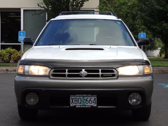 1999 Subaru Legacy Outback / Sport / Wagon / AWD / 5-SPEED / Excel Co - Photo 5 - Portland, OR 97217