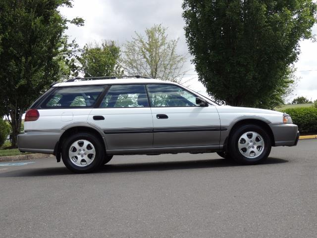 1999 Subaru Legacy Outback / Sport / Wagon / AWD / 5-SPEED / Excel Co - Photo 4 - Portland, OR 97217