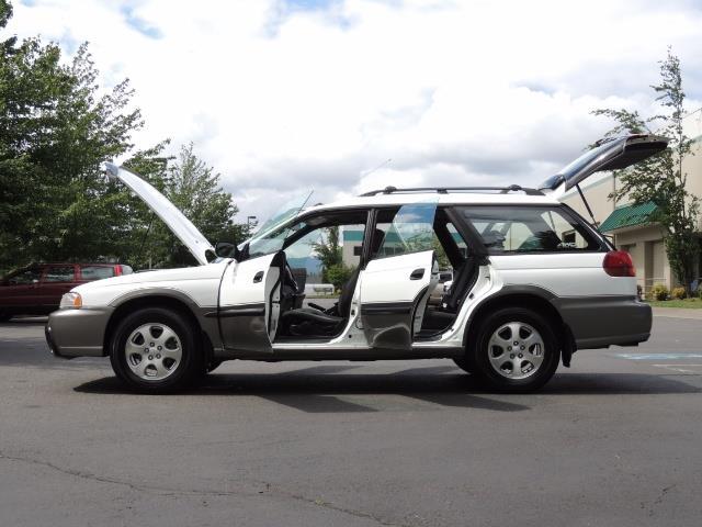 1999 Subaru Legacy Outback / Sport / Wagon / AWD / 5-SPEED / Excel Co - Photo 26 - Portland, OR 97217