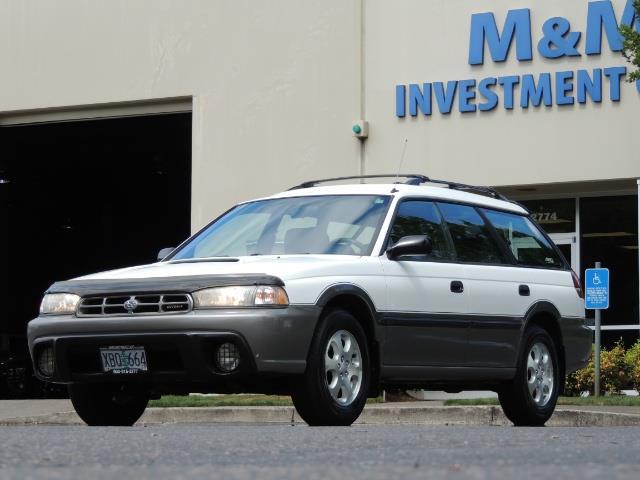 1999 Subaru Legacy Outback / Sport / Wagon / AWD / 5-SPEED / Excel Co - Photo 43 - Portland, OR 97217