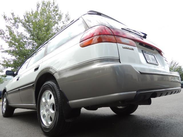 1999 Subaru Legacy Outback / Sport / Wagon / AWD / 5-SPEED / Excel Co - Photo 9 - Portland, OR 97217