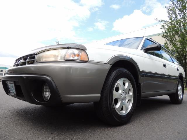 1999 Subaru Legacy Outback / Sport / Wagon / AWD / 5-SPEED / Excel Co - Photo 11 - Portland, OR 97217