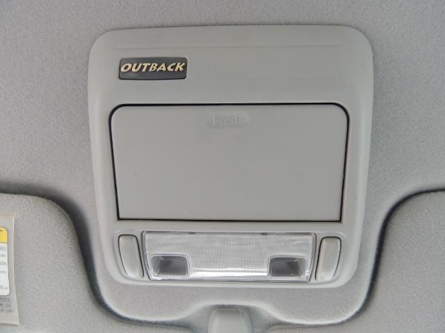 1999 Subaru Legacy Outback / Sport / Wagon / AWD / 5-SPEED / Excel Co - Photo 36 - Portland, OR 97217