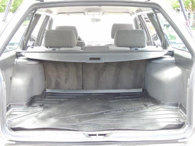 1999 Subaru Legacy Outback / Sport / Wagon / AWD / 5-SPEED / Excel Co - Photo 19 - Portland, OR 97217