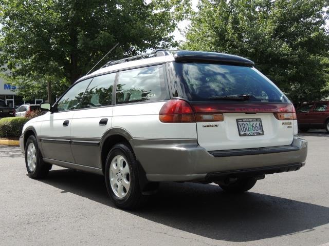 1999 Subaru Legacy Outback / Sport / Wagon / AWD / 5-SPEED / Excel Co - Photo 7 - Portland, OR 97217