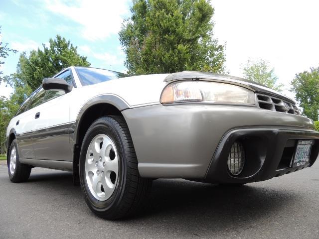 1999 Subaru Legacy Outback / Sport / Wagon / AWD / 5-SPEED / Excel Co - Photo 12 - Portland, OR 97217