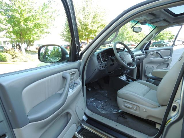 2005 Toyota Sequoia Limited 4WD /8 Seats/DVDs/Fresh Timing Belt LIFTED - Photo 31 - Portland, OR 97217