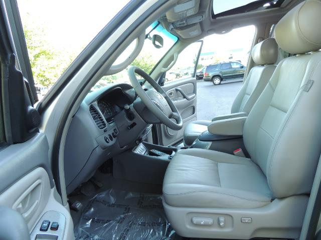 2005 Toyota Sequoia Limited 4WD /8 Seats/DVDs/Fresh Timing Belt LIFTED - Photo 12 - Portland, OR 97217