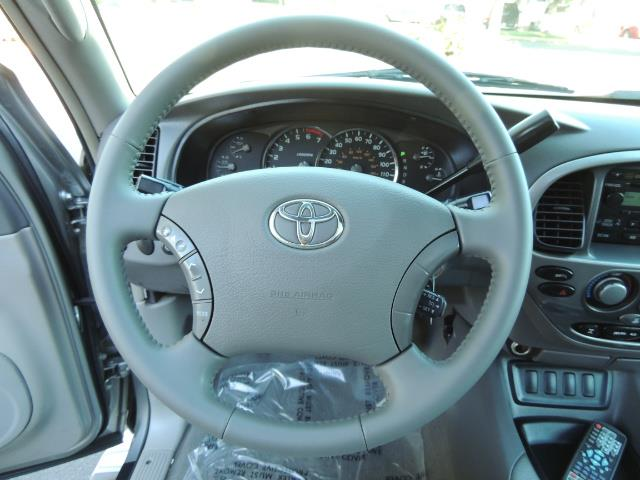 2005 Toyota Sequoia Limited 4WD /8 Seats/DVDs/Fresh Timing Belt LIFTED - Photo 40 - Portland, OR 97217