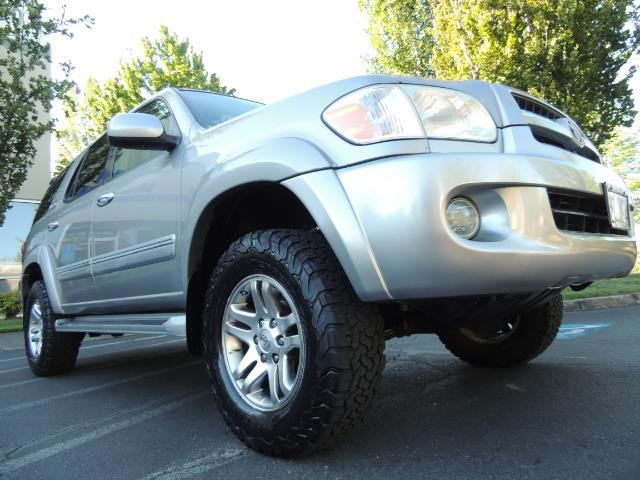 2005 Toyota Sequoia Limited 4WD /8 Seats/DVDs/Fresh Timing Belt LIFTED - Photo 60 - Portland, OR 97217