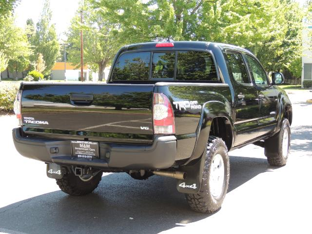 2014 Toyota Tacoma V6 Double Cab 4WD TRD 6cyl LIFTED 1-Owner  37K - Photo 8 - Portland, OR 97217