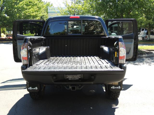 2014 Toyota Tacoma V6 Double Cab 4WD TRD 6cyl LIFTED 1-Owner  37K - Photo 11 - Portland, OR 97217