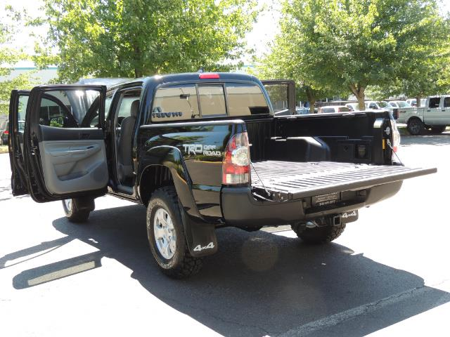 2014 Toyota Tacoma V6 Double Cab 4WD TRD 6cyl LIFTED 1-Owner Navi 37K - Photo 26 - Portland, OR 97217