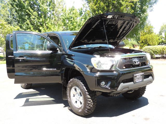 2014 Toyota Tacoma V6 Double Cab 4WD TRD 6cyl LIFTED 1-Owner Navi 37K - Photo 30 - Portland, OR 97217