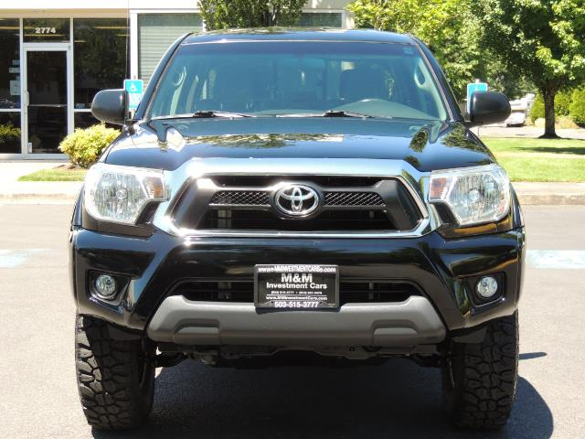 2014 Toyota Tacoma V6 Double Cab 4WD TRD 6cyl LIFTED 1-Owner  37K - Photo 5 - Portland, OR 97217